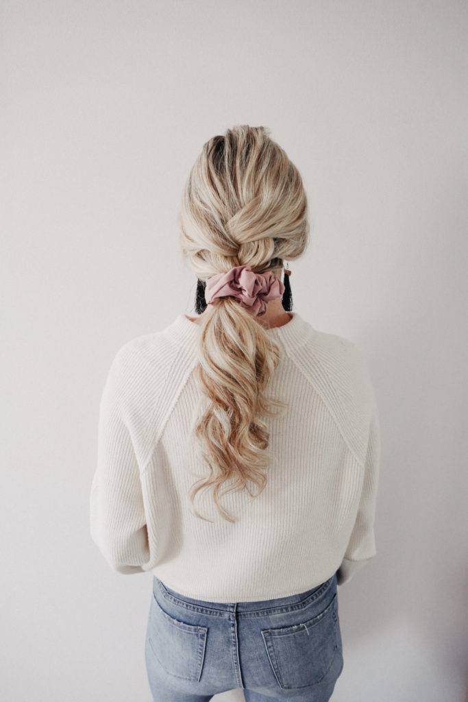 Organic Beauty Products >> 4 Ways to Style a Scrunchies